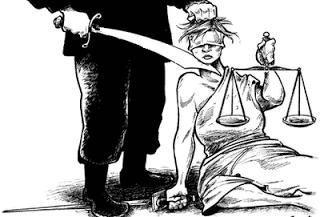 falsa justicia
